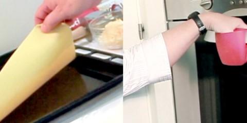 Utensilios de silicona para la cocina