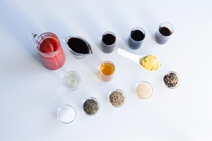 Salsa barbacoa casera o bbq sauce i comando cocina for Salsa barbacoa ingredientes