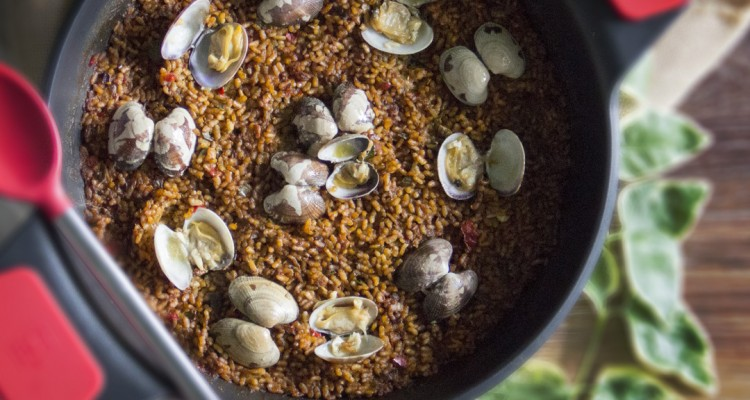 002-arroz-verduras-almejas-cenital