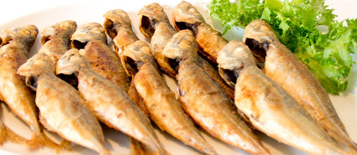 Pescaito frito